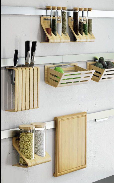 Accessoires De Cuisine Ikea Umbau Kleiner Kuche Kitchen Organizing Ikea Kuchenideen