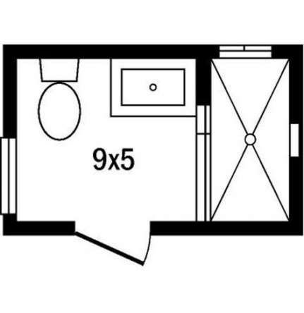 68 Ideas For Bedroom Layout 10x12 Bathroom Layout Plans Bathroom Floor Plans Bathroom Layout