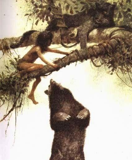 34 Ideas De Robert Ingpen El Libro De La Selva Ilustraciones Alicia En El País De Las Maravillas