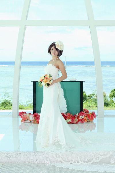 ウェディングトーク帽/ヘッドドレスオーダー*花嫁様のお写真 【wa27】