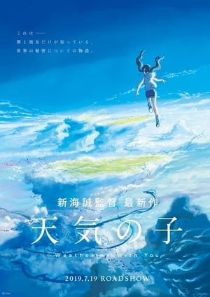 Hd 1080p Tenki No Ko Weathering With You Pelicula Completa En