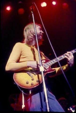 Pin by Durr Gruver on Duane Allman  Allman brothers band Allman
