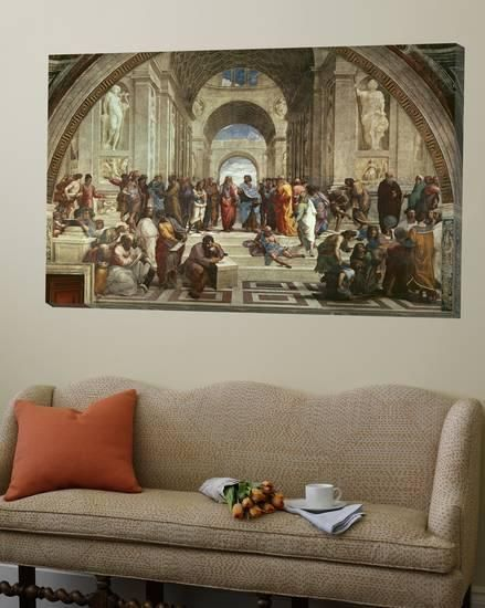 The School Of Athens Print Raphael Allposters Com In 2020 School Of Athens Posters Art Prints Athens