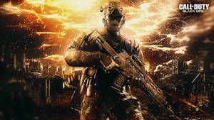 Call Of Duty Black Ops 2 Wallpaper By Thesyanart Call Of Duty Black Black Ops 8k Wallpaper