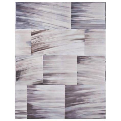 Schumacher Wallpaper David Kaihoi Blocks Geometric Panel British Modern Paper Wallpaper Panels Wallpaper For Sale Contemporary Wallpaper