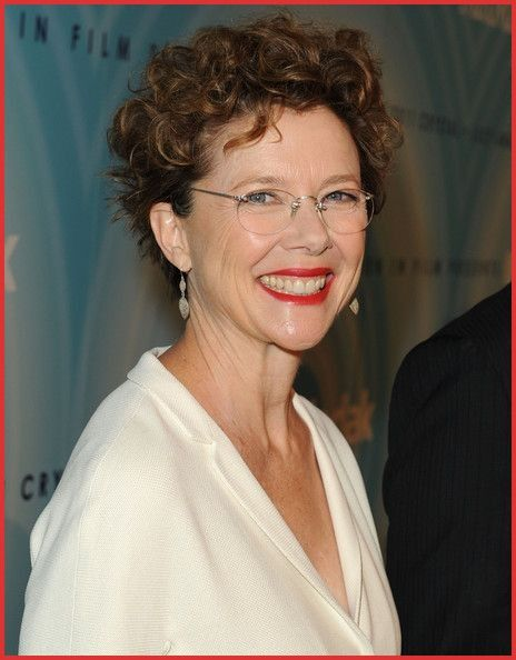 Annette Bening Hairstyles Annette Bening Hairstyles 122895 Annette Bening Hairstyles Google S Hair Styles Short Curly Hair Hair Styles For Women Over 50
