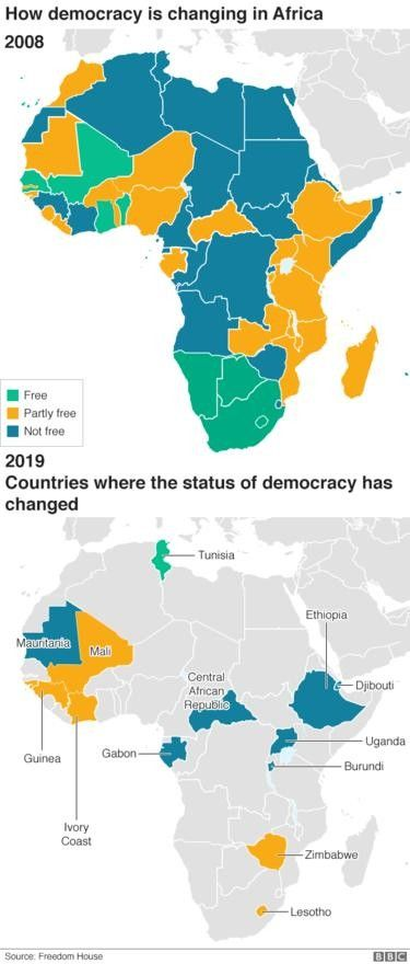 Is Africa going backwards on democracy? | Education + Schools
