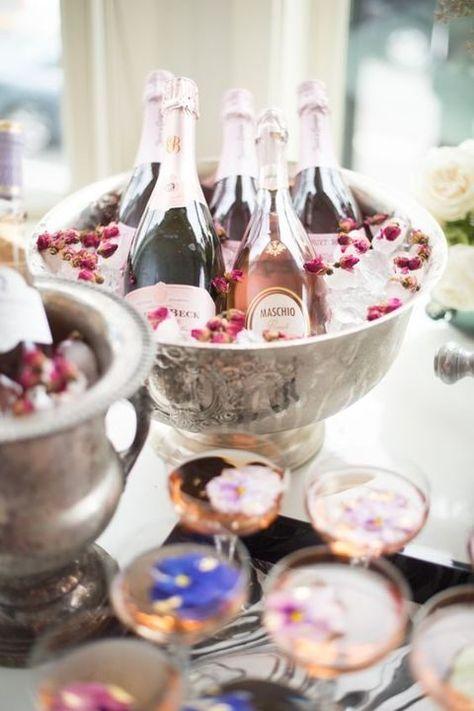 61 Cute Valentine's Day Bridal Shower Ideas   HappyWedd.com #PinoftheDay #cute #valentine #ValentinesDay #bridal #shower #ideas