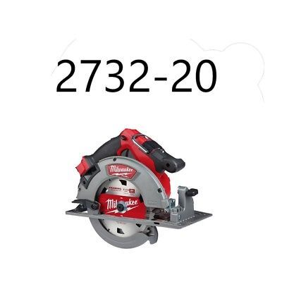 Circular Saws 71307 Milwaukee 2732 20 M18 Fuel 7 1 4 Circular Saw Brushless New Buy It Now Only 184 95 On Eb Cordless Circular Saw Circular Saw Circular