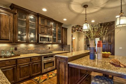 Model Home Kitchen Cabinets Adorable Model Homes  Rodrock Homes  Kitchen Ideas  Pinterest  Kitchen Inspiration Design