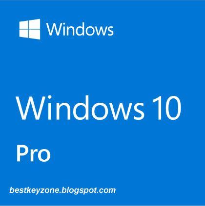 Windows 10 Pro Activation Key For Free Windows 10 Windows 10 Things