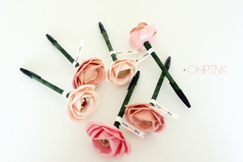 Awesome paper flower pens ornament wedding dresses from the bridal famous paper flower pens contemporary wedding dresses from the mightylinksfo