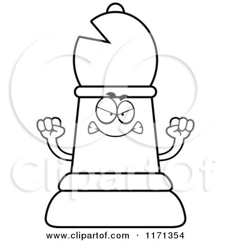 Bishop Chess Piece Satranc Takimi