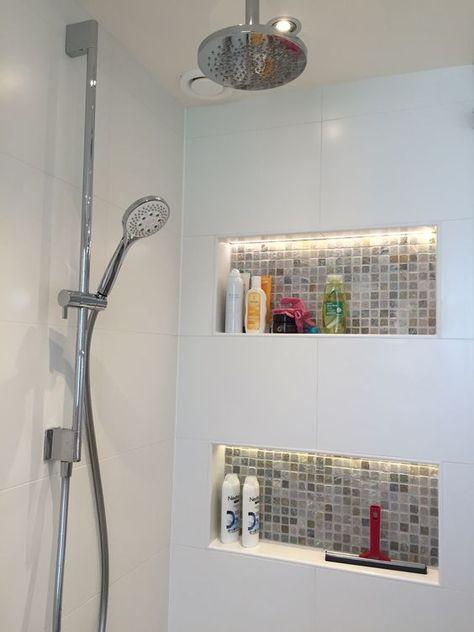 Éclairage led indirect u2013 75 idées pour toutes les pièces Bath - innovative oberflachengestaltung pixelahnliche elemente