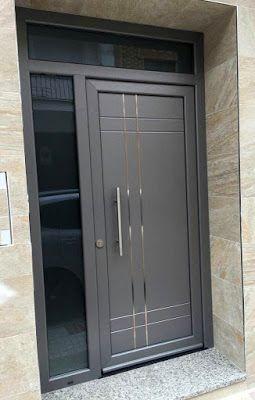 Catalogo De Puertas Modernas En Herreria 2019 Decoracion De Interiore Diseno De Porton Principal Puertas Principales De Aluminio Puertas De Aluminio Modernas