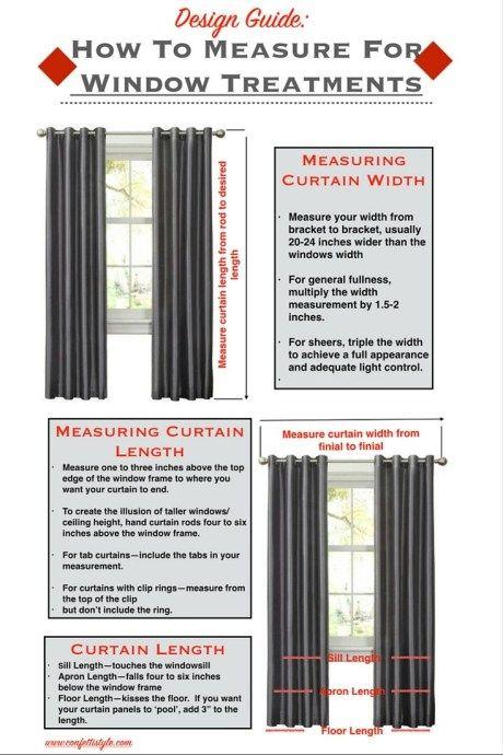 Design Guide Curtains 101 Curtains Homemade Curtains Home