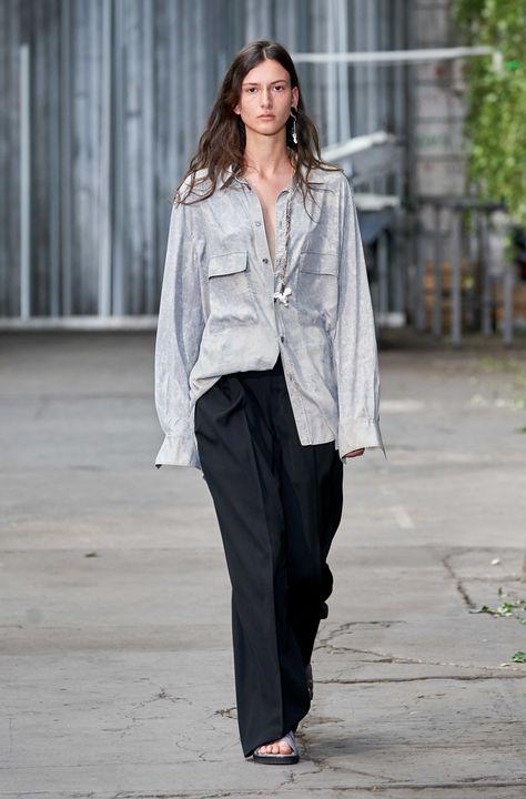 Rochas Spring 2020 Menswear Collection - Vogue