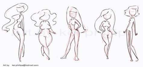 Ideas for drawing people body sketches deviantart Cartoon Drawings, Body Type Drawing, Sketches, Character Design, Art Reference Poses, Art Drawings, Drawings, Body Shape Drawing, Art
