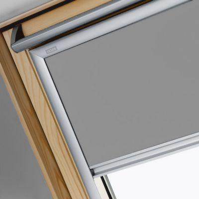Store Occultant Fenetre De Toit Velux Dkl Mk06 Gris En 2020 Fenetre De Toit Velux Occultant Fenetre Et Fenetre De Toit