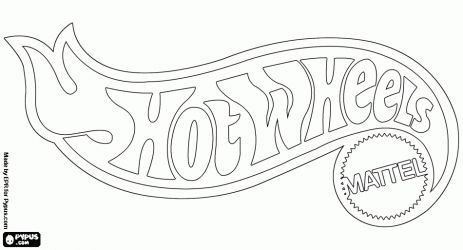 Hot Wheels Swoop Coupe Coloring Page Coloring pages for Adults