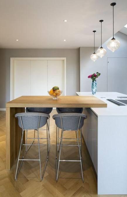 50 Ideas For Kitchen Contemporary Modern Breakfast Bars Kitchen