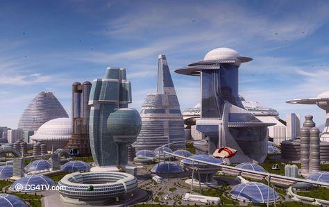 635573f170fb802c4e0840ebe24c1b4f  futuristic city futuristic architecture
