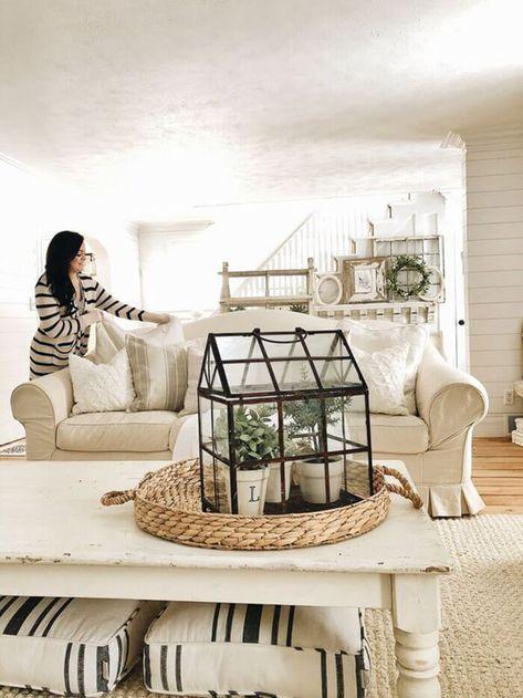 36 Lovely Farmhouse Plant Decor Ideas
