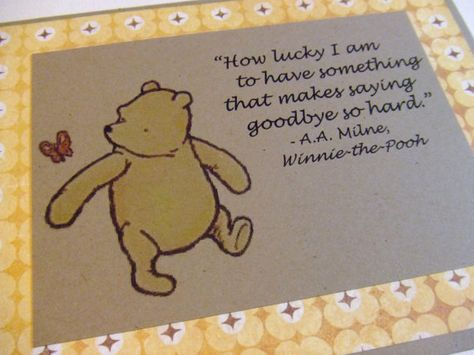 List Of Pinterest Winnie The Pooh Quotes Goodbye Sad Pictures