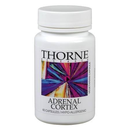 Adrenal Cortex   Thorne Research