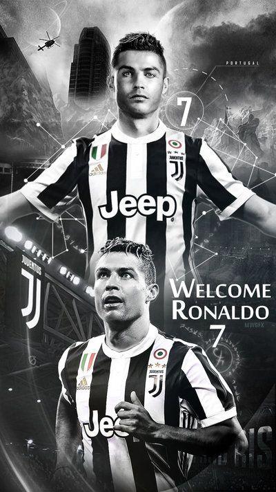 Ronaldo Wallpaper Lockscreen Juventus By Mwafiq 10 Bong đa