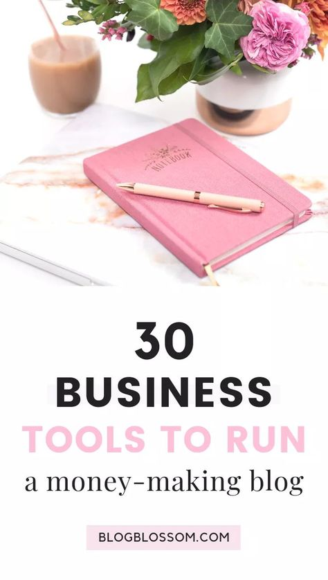 The Ultimate List Of Tools & Resources To Run A Profitable Blog