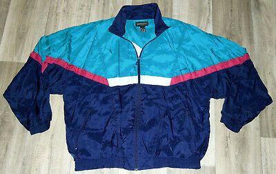 Windbreaker Vintage 90s Pierre Cardin Track Jacket Color Fashion Pencil Skirt Jackets Sixties Fashion