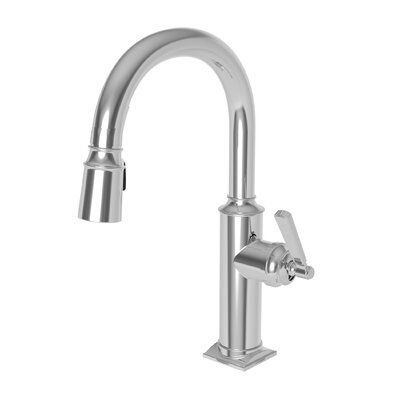 Newport Brass Adams Pull Down Touch Bar Faucet Perigold 1000 Newport Brass Bar Faucets Brass Kitchen Faucet