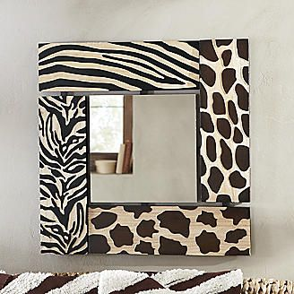 Stylish Home Decorating With Animal Prints Ideas For The House