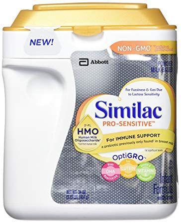 Similac Abbott Pro Sensitive Non Gmo Powder Infant Formula With
