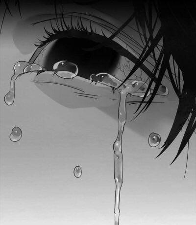 Gothic Anime, Dark Anime, Aesthetic Art, Aesthetic Anime, Otaku Anime, Manga Anime, Cuadros Star Wars, Anime Triste, Sad Art