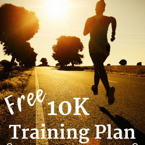 This 12 Week 10K training plan is perfect for beginner runners! It will bring you from running a mile up to the 10K distance in just 12 weeks. | running for beginners | 10K run | 10K training schedule | #fitness #running #training #trainingplan #trainingprogram #trainingschedule #runner #10K