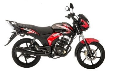 Tvs Stryker Is A Very Beautiful Model Of Tvs Brand This Is