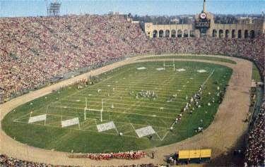 La Coliseum Los Angeles Rams Los Angeles Fall Weekend Fun