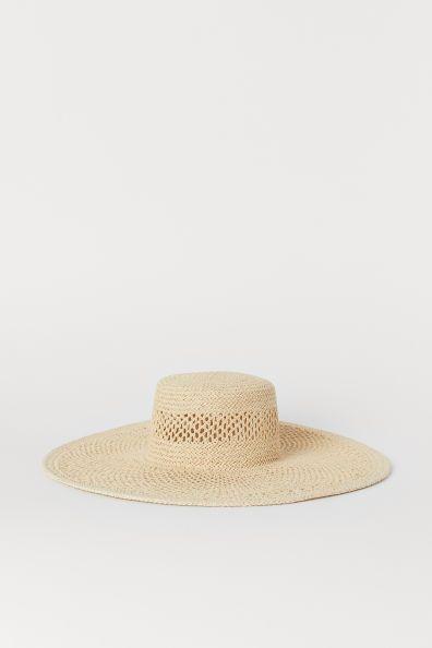 853705a6f Palma de Iraca Woven Straw Hat by Johanna Ortiz   Moda Operandi