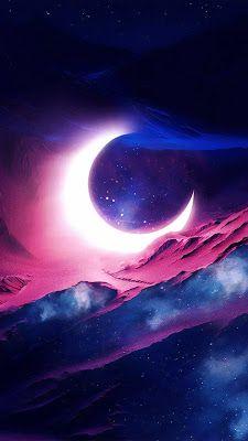 Best Moon Phone Wallpapers 2020 Papeis De Parede Tumblr Papeis De Parede