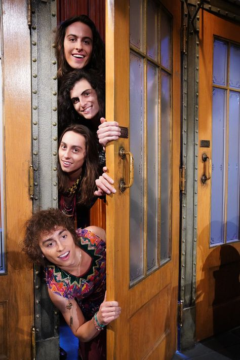 Greta Van Fleet on