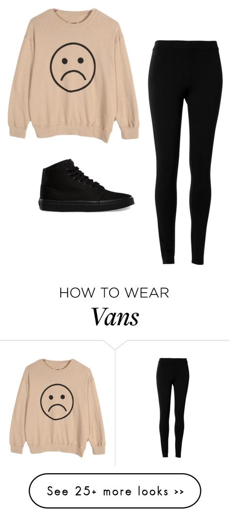 """""""Lazy"""" by paigee00 on Polyvore featuring moda, Max Studio e Vans"""