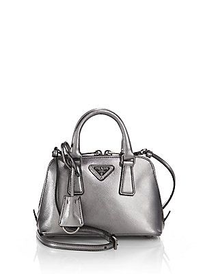 20993cdc06be Prada Saffiano Lux Mini Promenade Bag