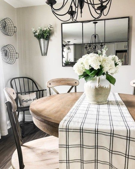 Creating A Beautiful Centerpiece For Your Dining Room Table Can Be Simple Just Ch Kirkland Home Decor Dinning Table Centerpiece Dining Room Table Centerpieces