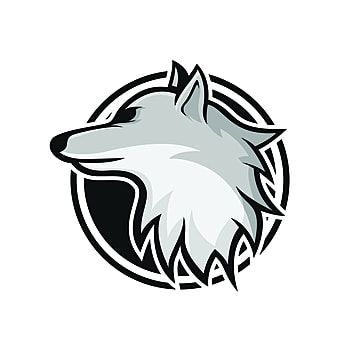 Wolves Wolf Mascot Head Logotype Vector Design Illustration Emblem Isolated Animals Sport Wolf Mascot Head Png And Vector With Transparent Background For Fre Illustration Design Mascot Illustration