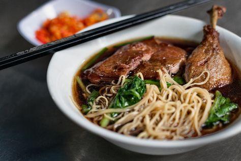Image result for duck noodle