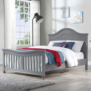 Caramia Kids Carlie Full Bed Full Platform Bed Full Bed Bed