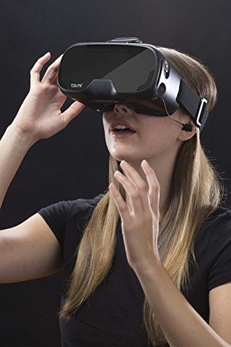 The Dream Vision VR headset transforms your mobile phone into a portal to a magical virtual world, comes with top 10 virtual reality apps.