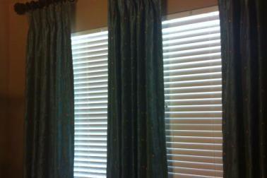 31 Double Window Curtain Designs Double Rod Curtains Ideas